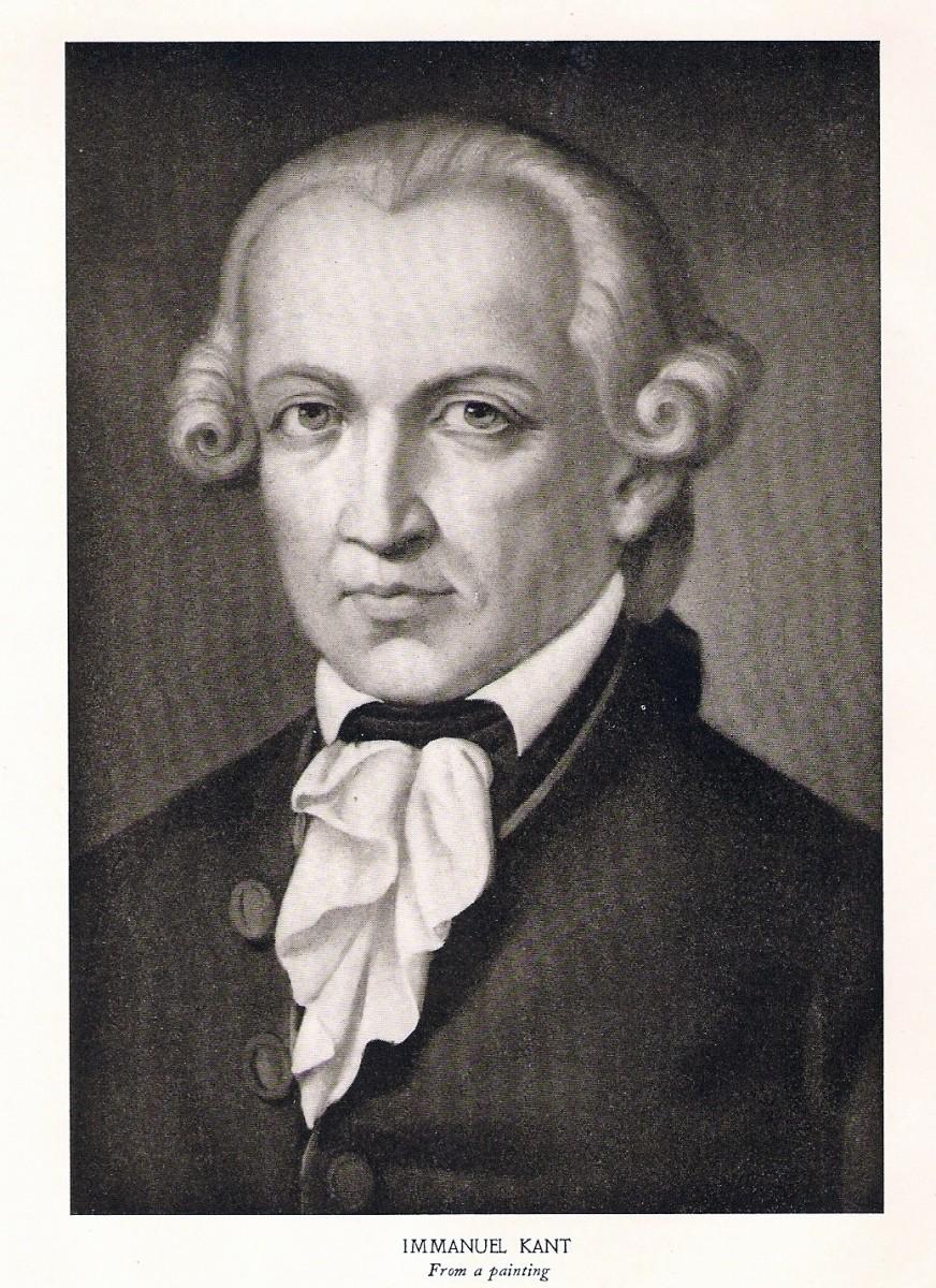 Immanuel Kant [Duty Ethics]