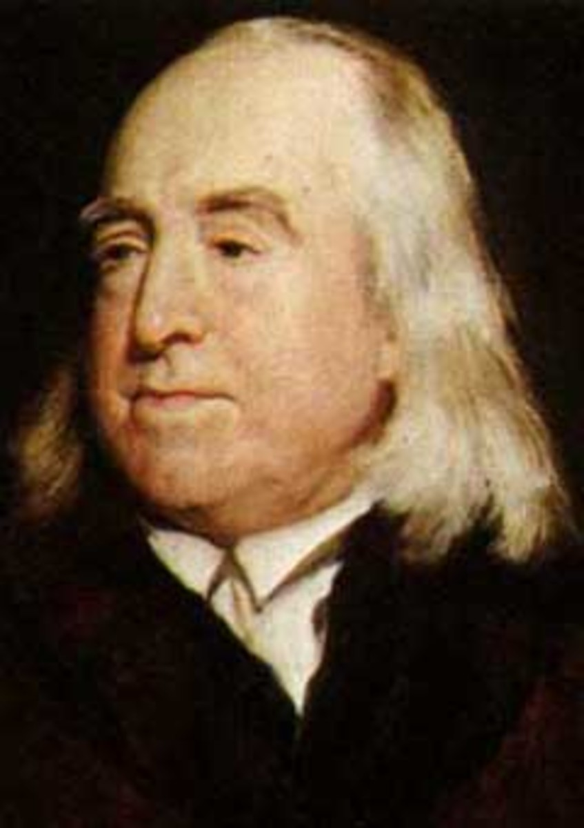 Jeremy Bentham [Utilitarianism]