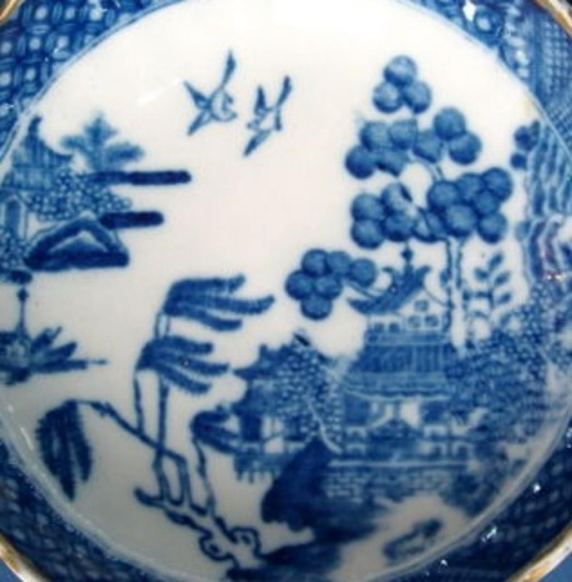 Spode: Mandarin pattern