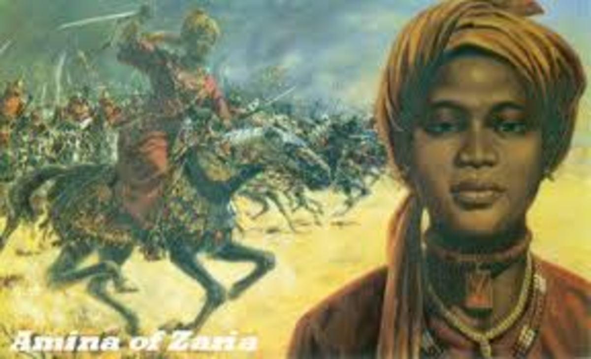 Queen Anima of Zazzua