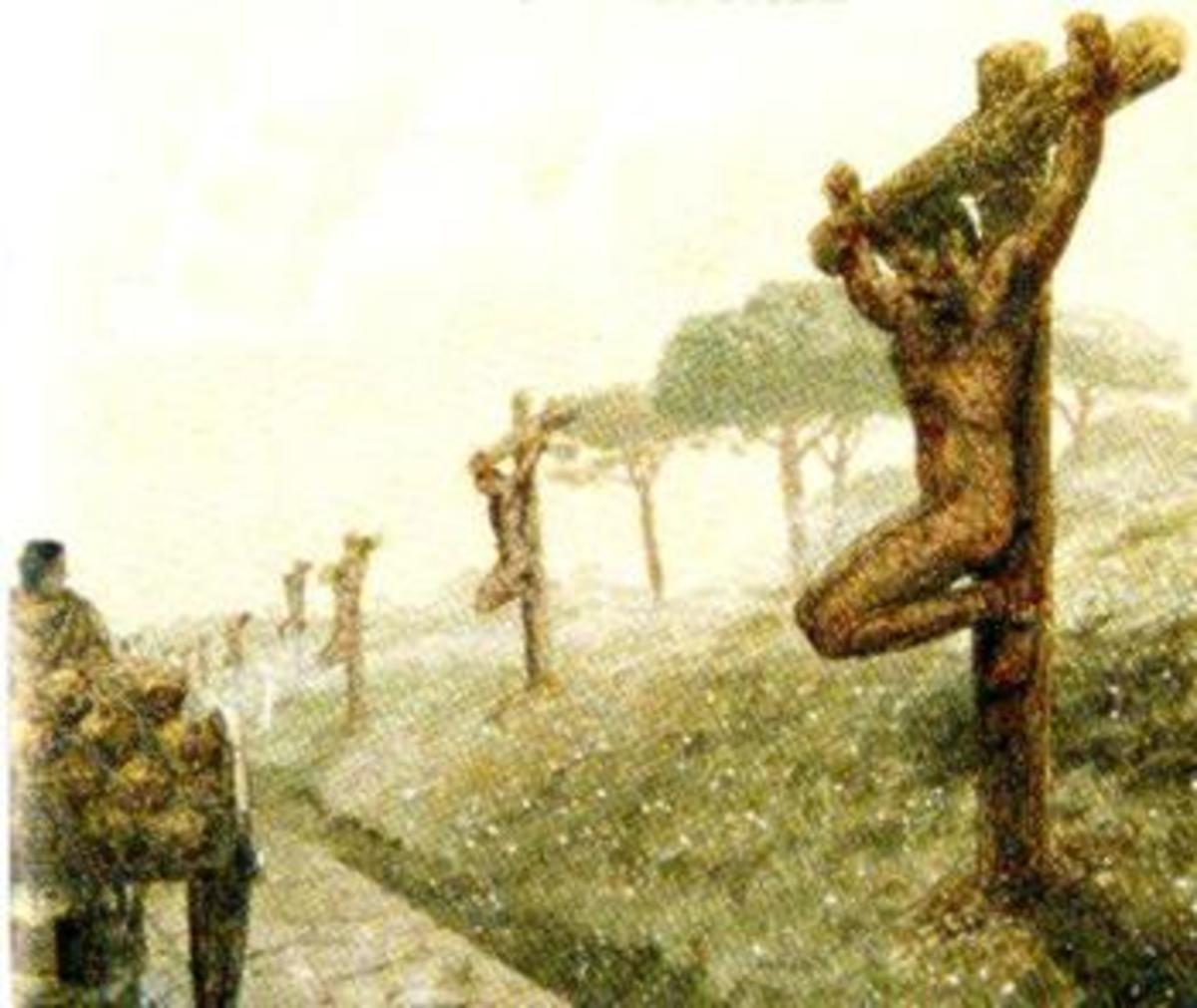 Crucified Robbers