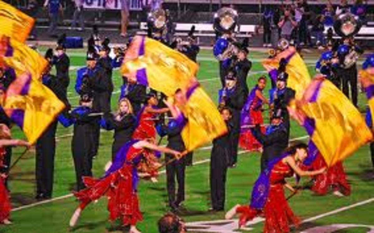 North Crowley High School Color Guard