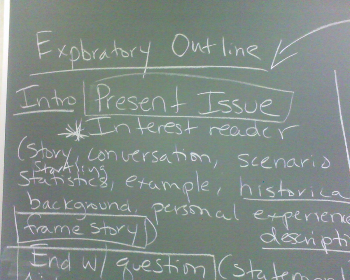 Trip 2: Figure out what kind of essay the question wants you to write (cause? explain? compare and contrast? argue? propose a solution?).