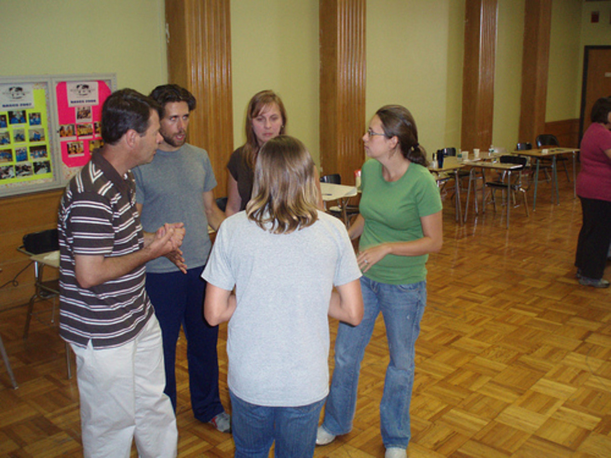 Learn who will be a good collaborator and/or mentor in your building or within your district.