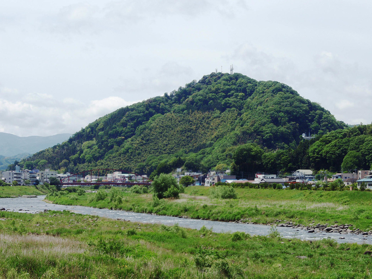 Mount Shiroyama today
