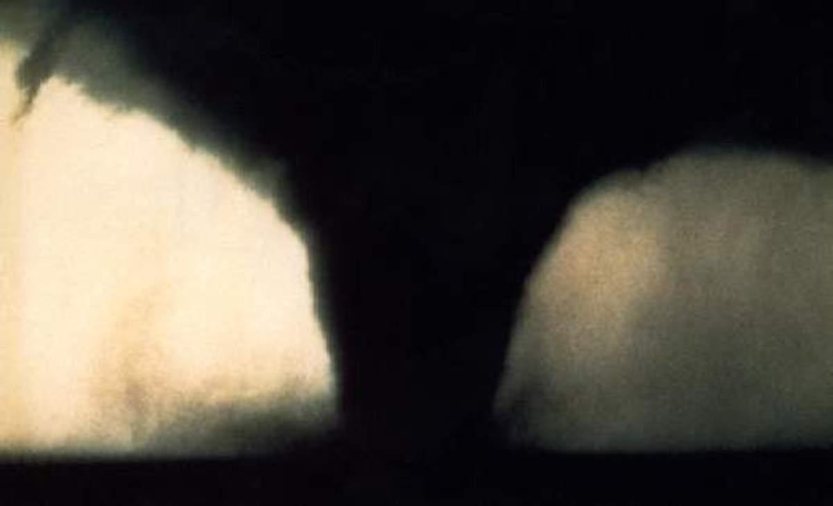 Seymour, Texas - April 10th, 1979