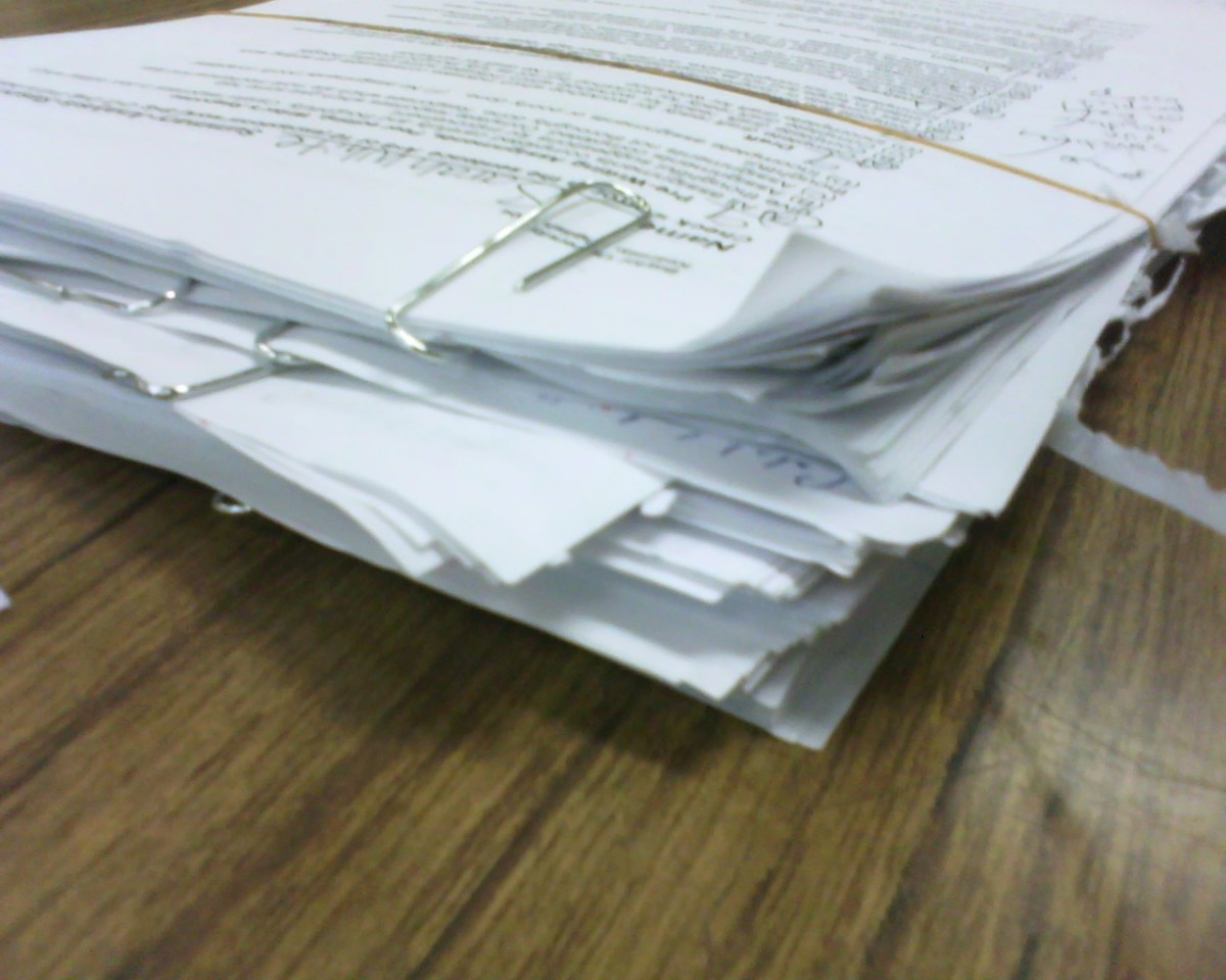 Use these tips to grade that stack of Freshman English essays faster and better!