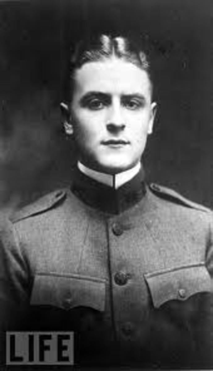 Fitzgerald received fame and fortune at a young age.