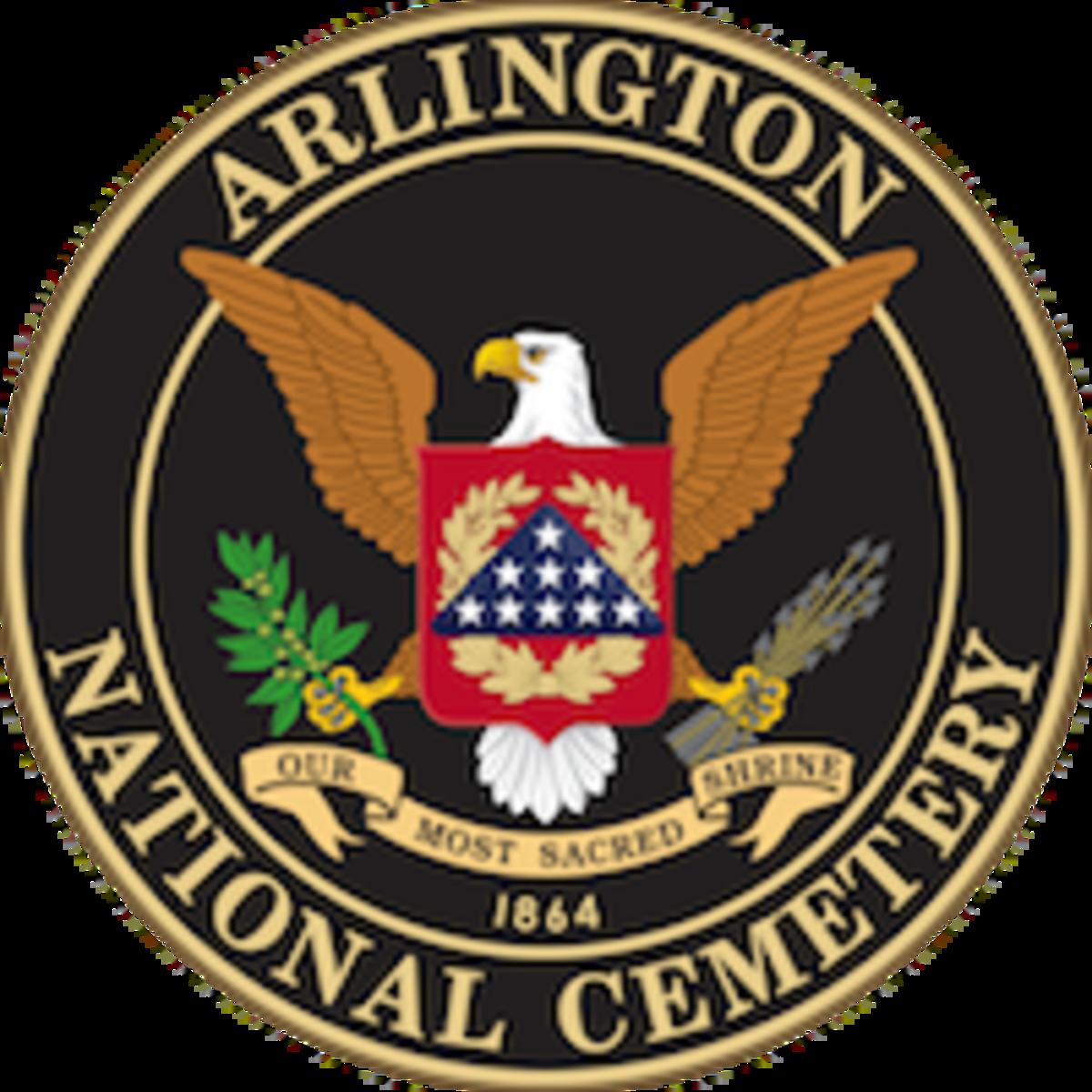 Arlington National Cemetery Logo