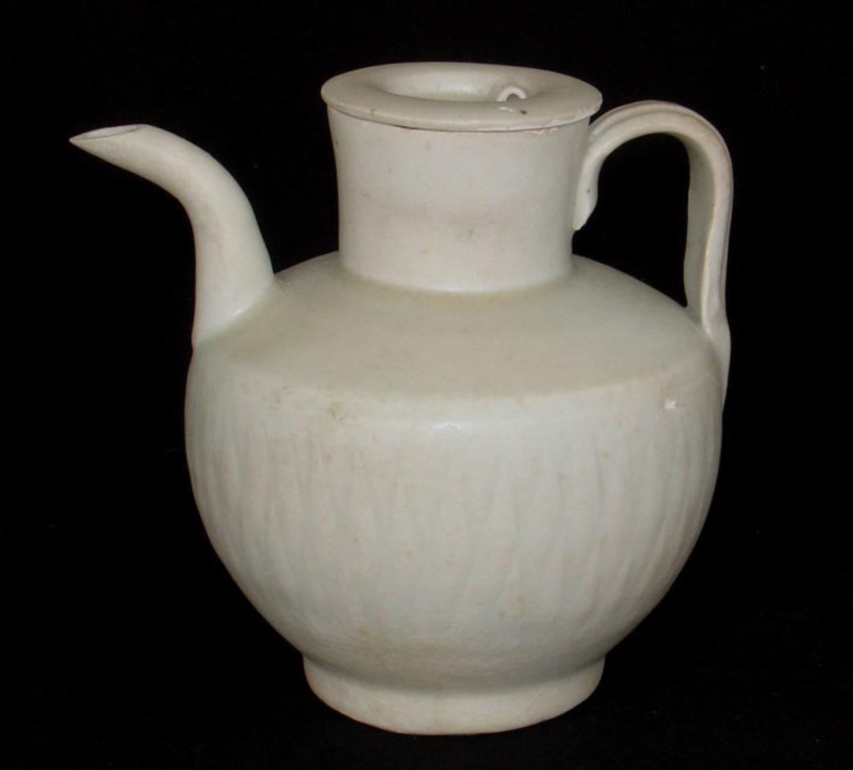 Ancient Porcelain Ceramic