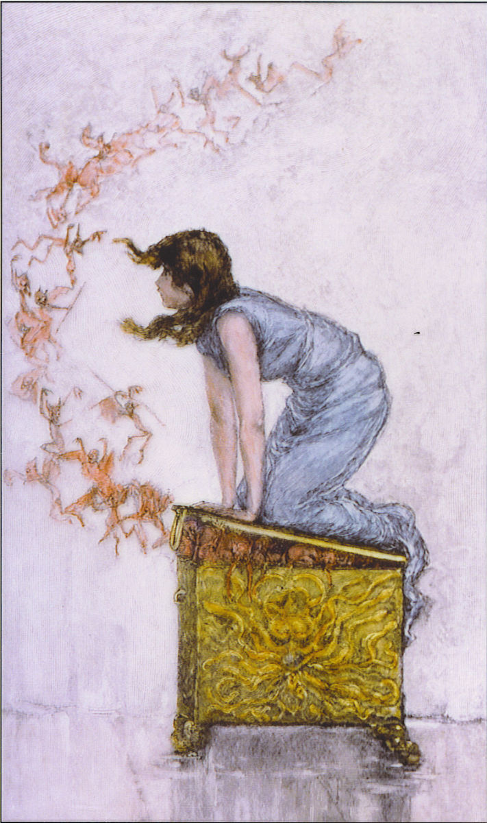 Painting by Edward Duffner, approved for use in public domain