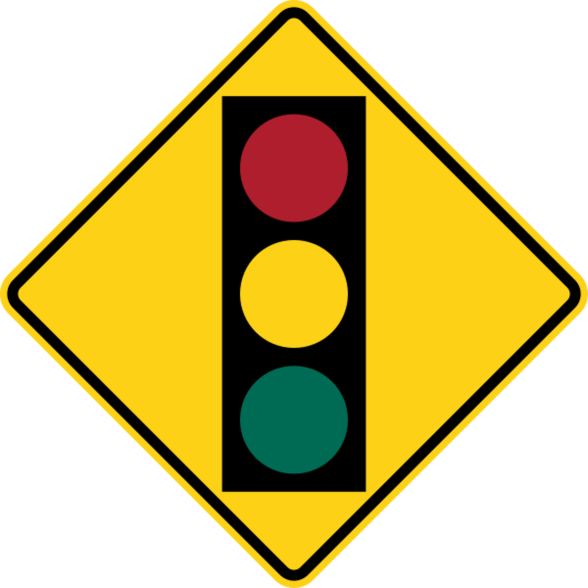 "Now pay close attention, this is not a ""traffic light"" or a traffic signal, it is a ""Stop n go"" light!"