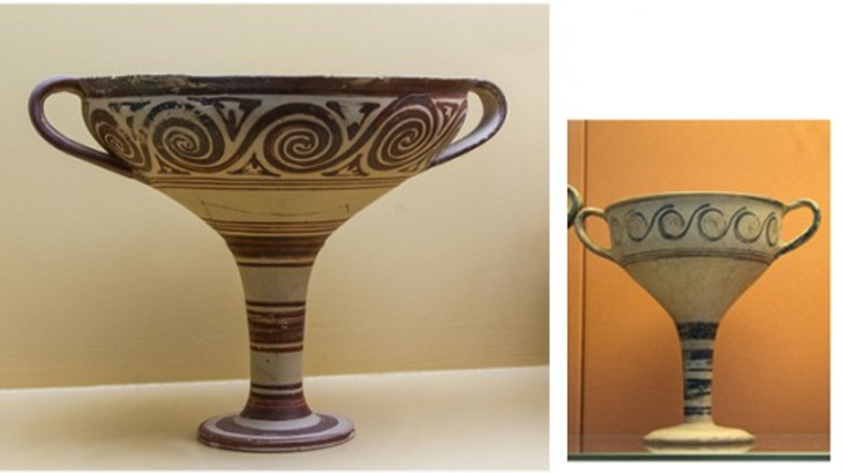 Kylix - Drinking cups