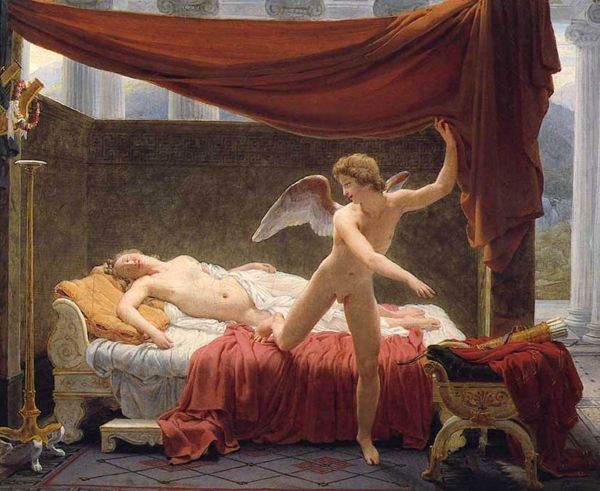 Did psyche love cupid dating