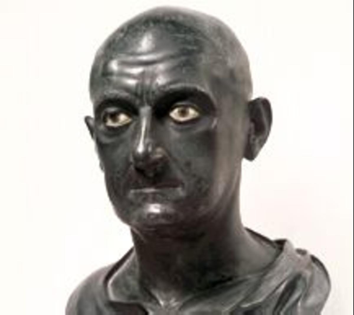 Scipio Africanus bust