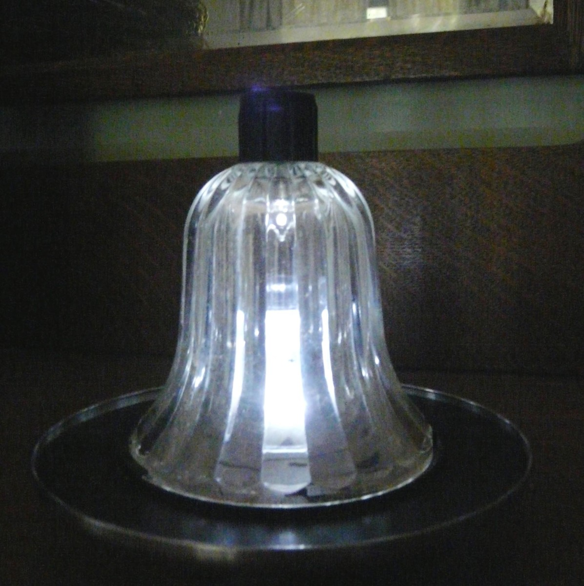 Solar lamp used for emergency light