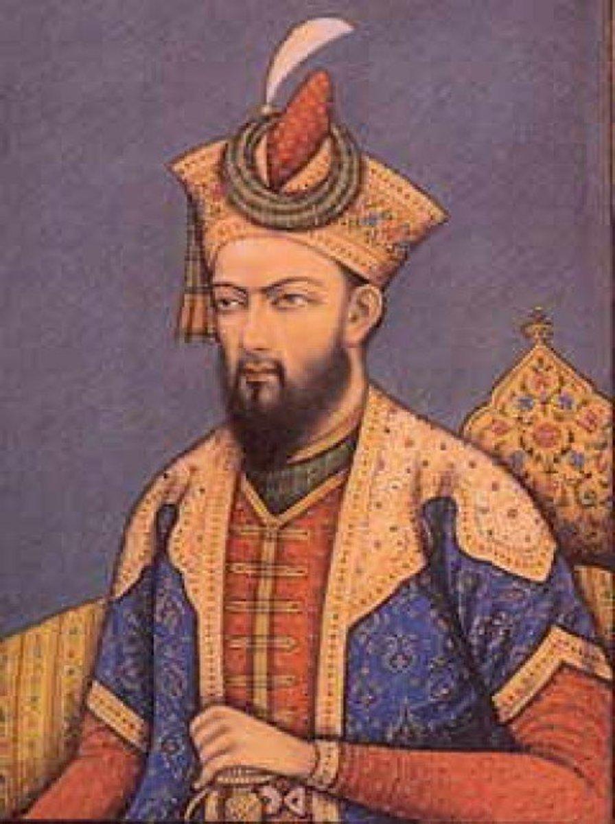 Mughal Empror Aurangzeb.
