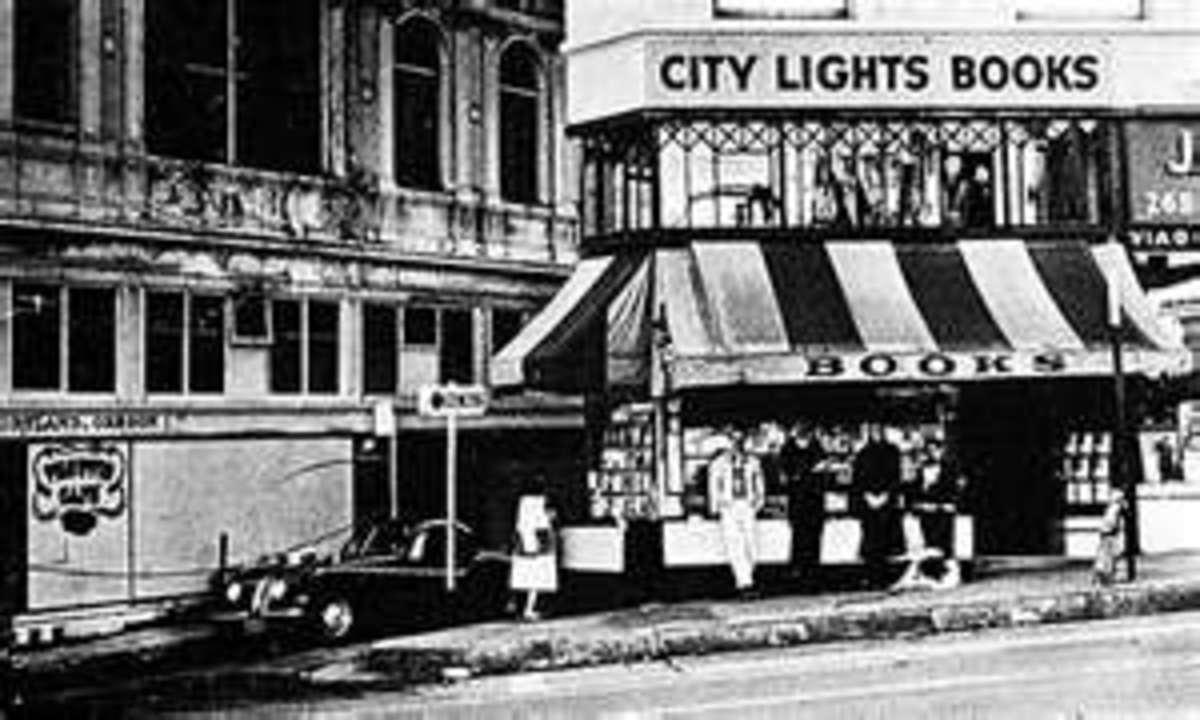 City Light Books - San Fransisco CA