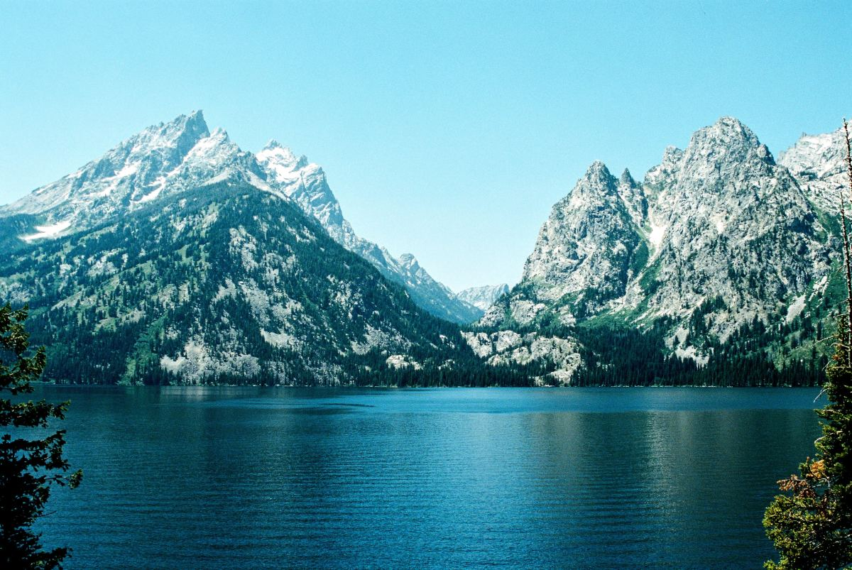 Here is a soothing picture of the Tetons to remind you that this essay does not define your life. Absorb its beauty for a second . . . now get back to work!