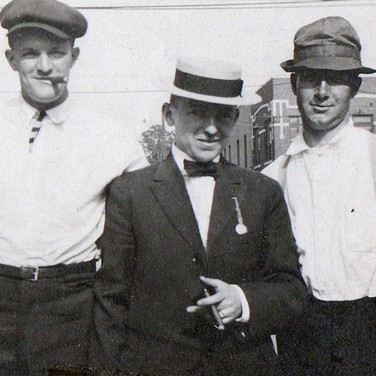 Irish immigrants in Kansas City, Missouri, in the early 20th century.