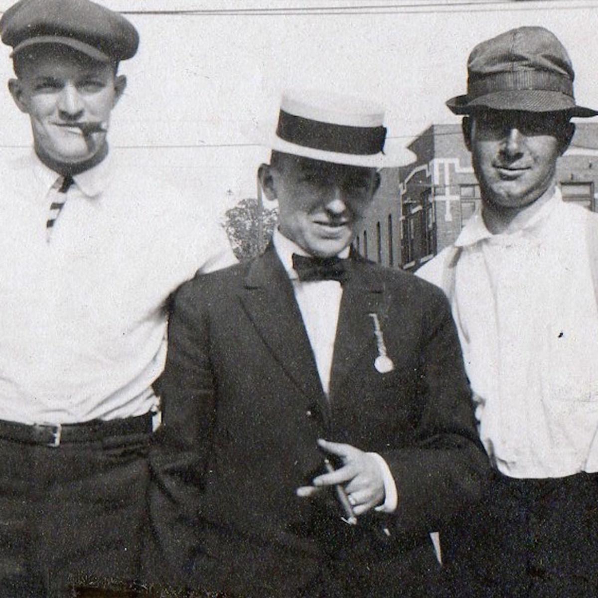 Irish immigrants in Kansas City, Missouri, in the early 20th century.