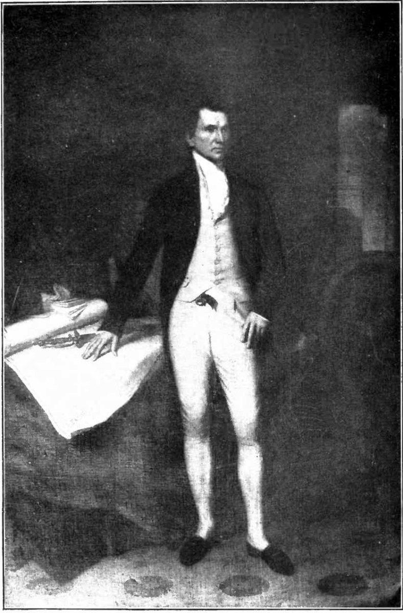 President James Monroe nominated John Quincy Adams for president!