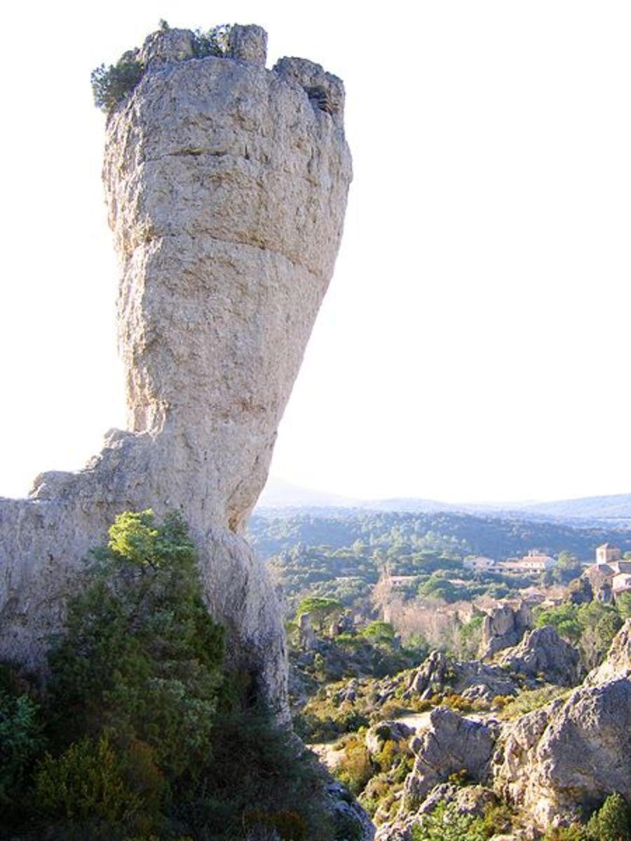 Dolostone, France