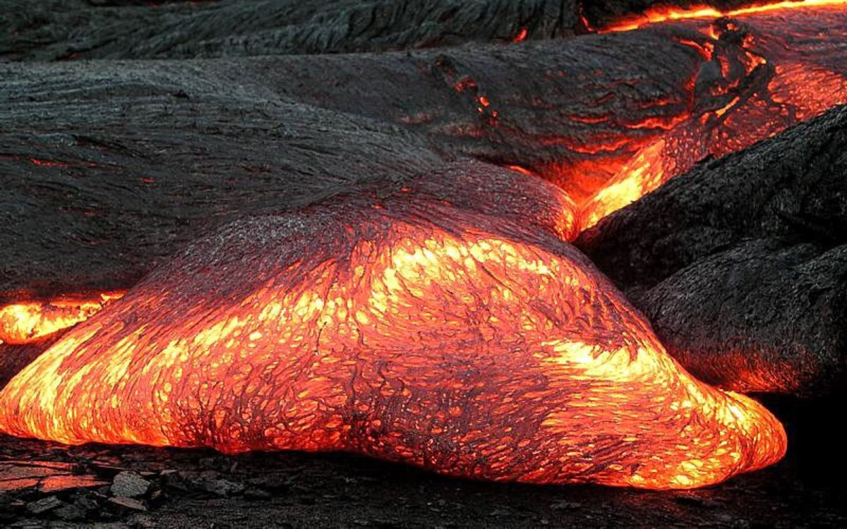 Lava is magma that has reached the surface of the Earth.