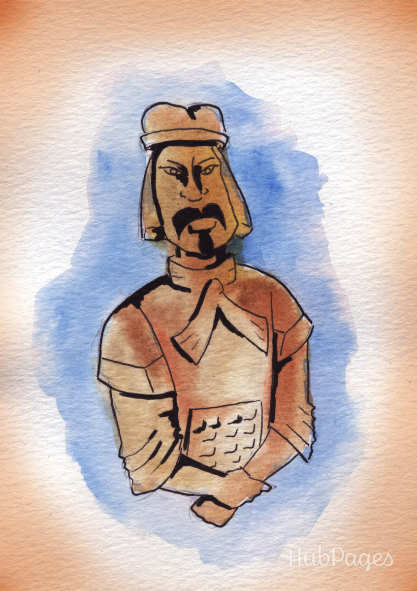 Qin Shihuang restructured China into military districts so that states would not fall into war once more. The military was so important to him that he built the Terracotta Army to aid him in the afterlife.
