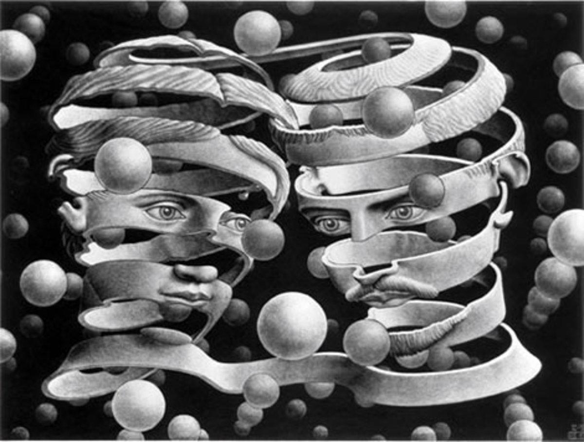 Escher : Humanity