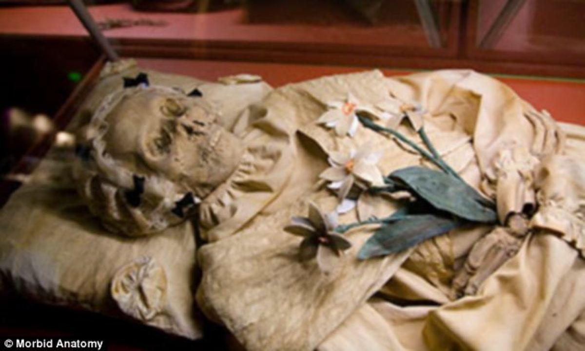 Terézia Hausmann 200 years after her death.
