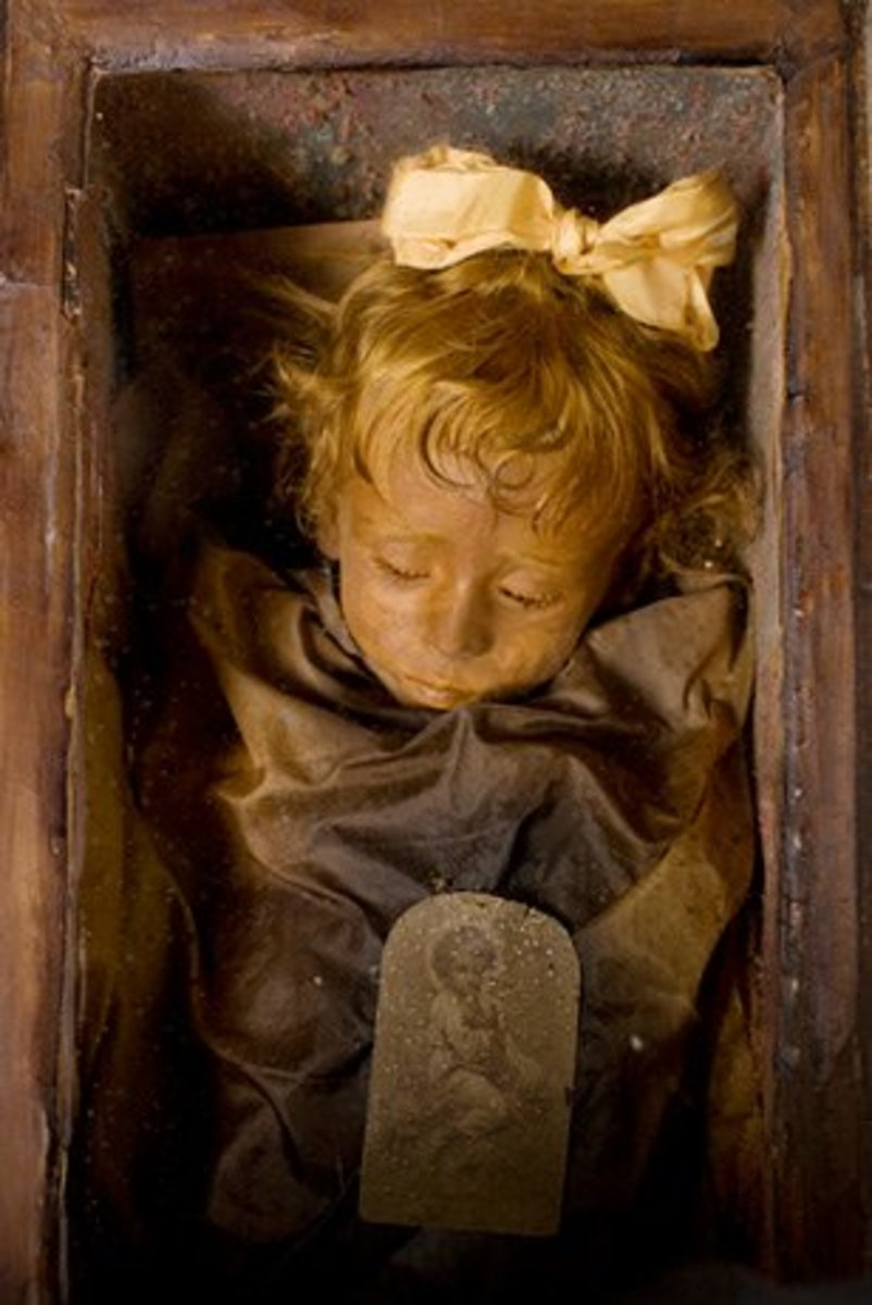 Considered by many was the best preserved mummy represents more than just preserving the dead but the eternal draw a child can have on those around her.