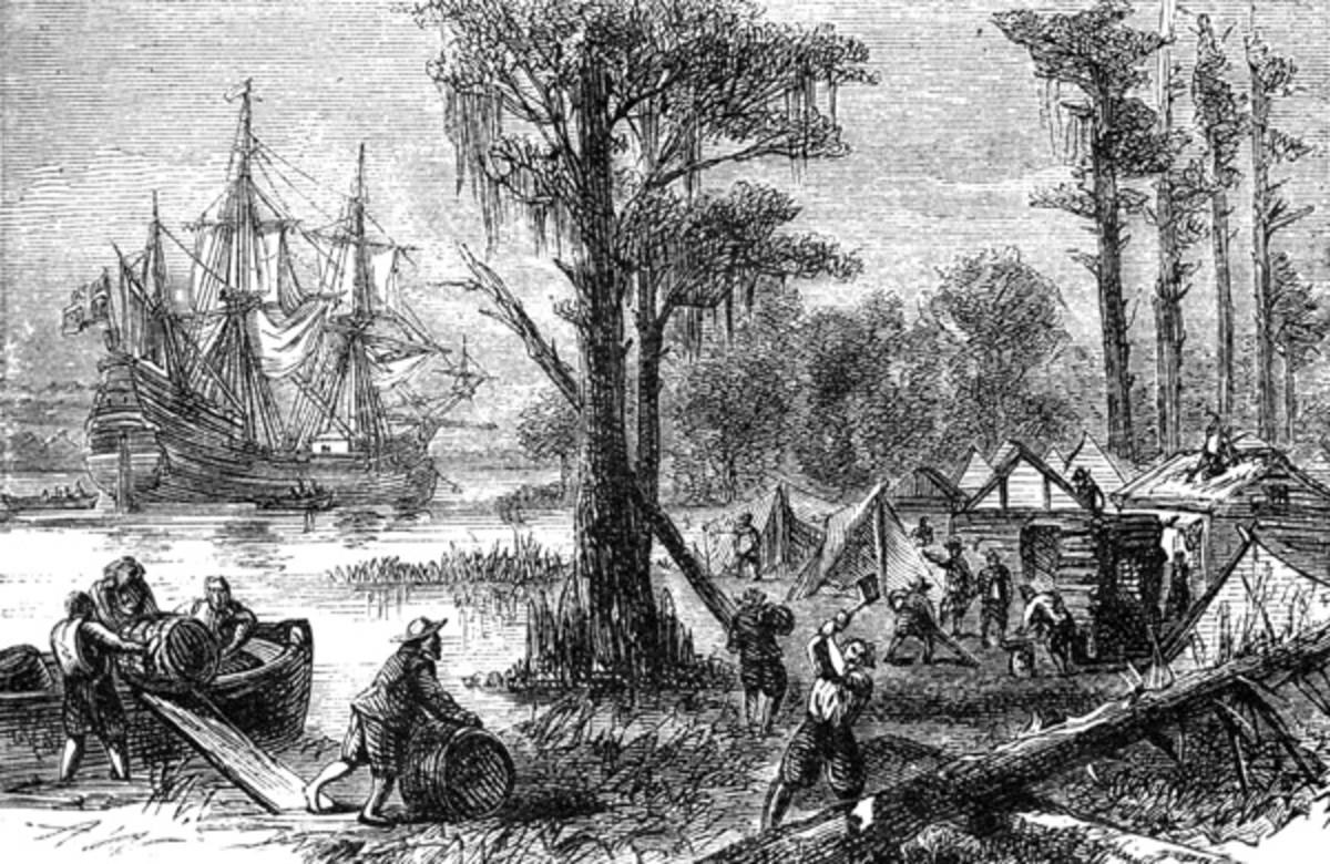 The Jamestown Colony