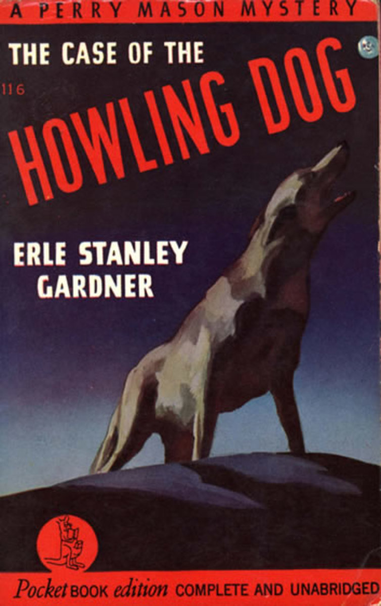 4:The Case of the Howling Dog (1934)