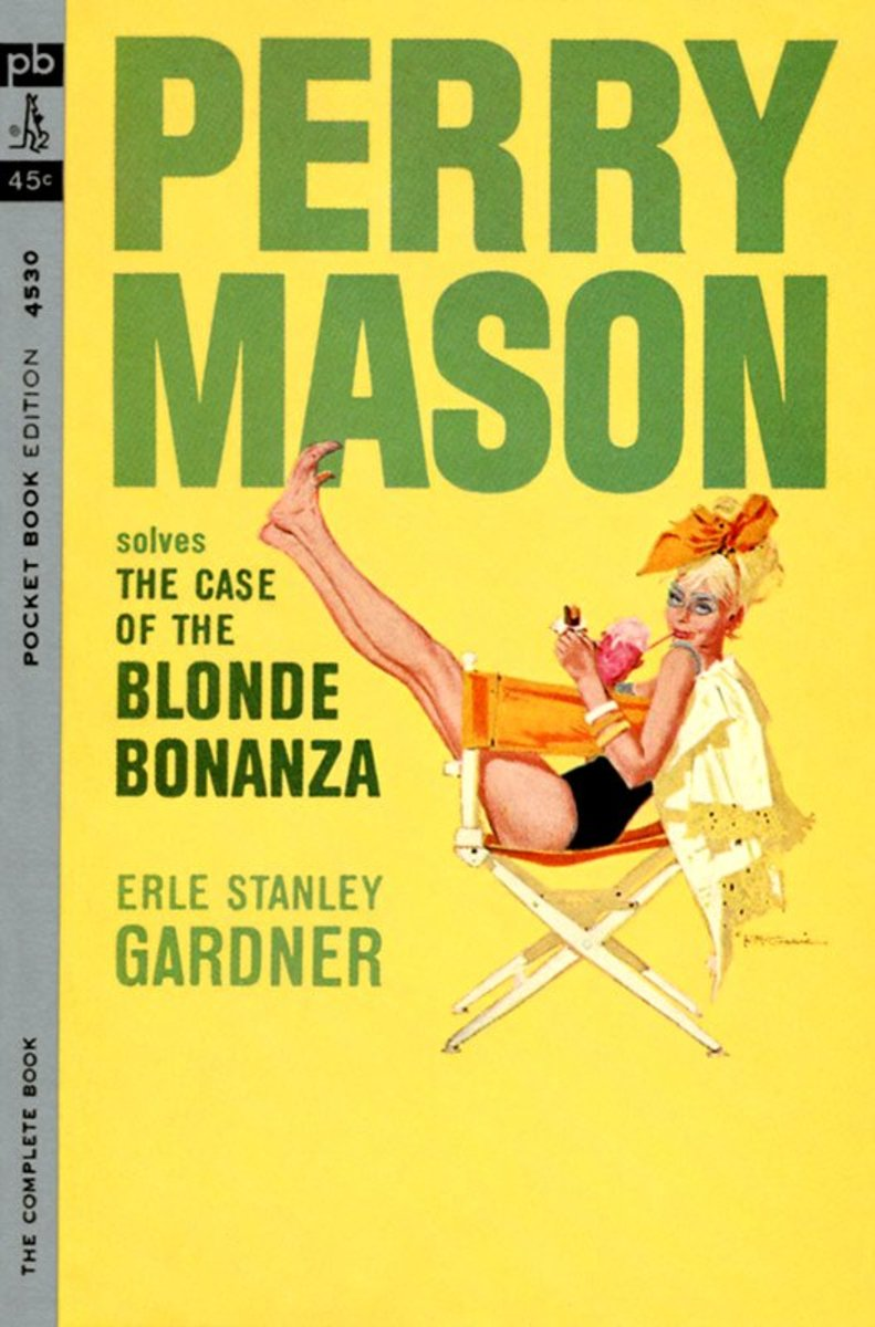 67: The Case of the Blonde Bonanza (1962)