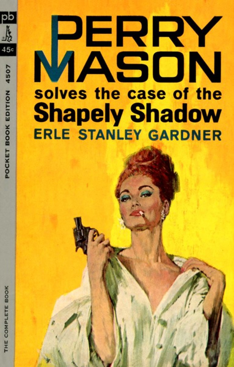 63: The Case of the Shapely Shadow (1960)