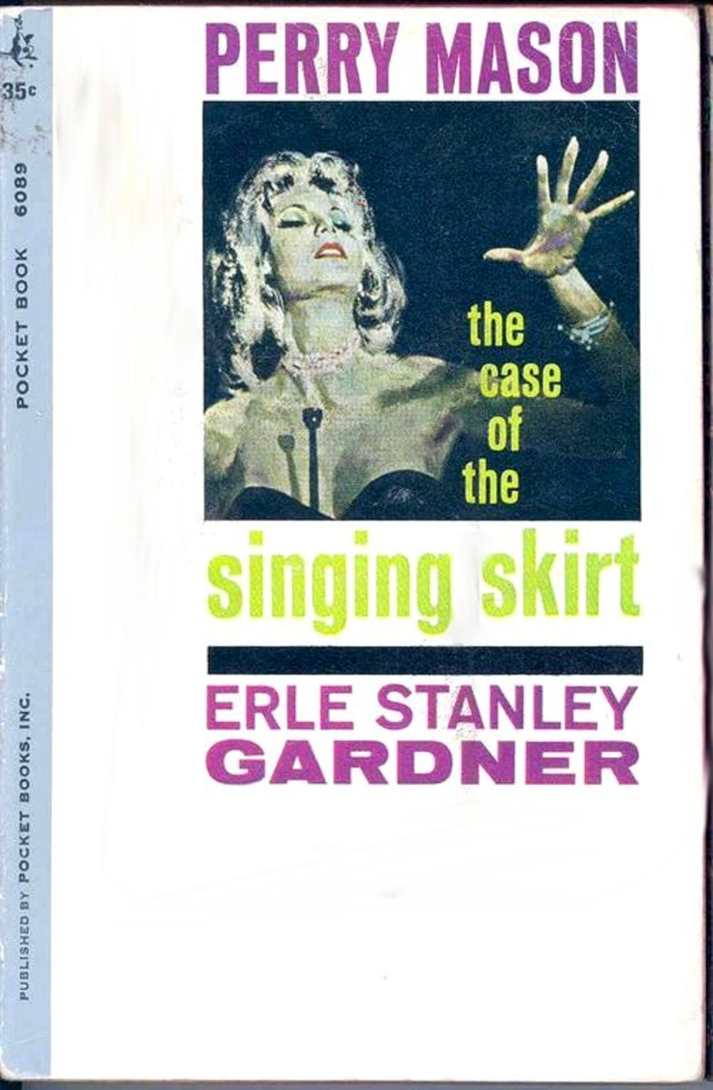 58: The Case of the Singing Skirt (1959)