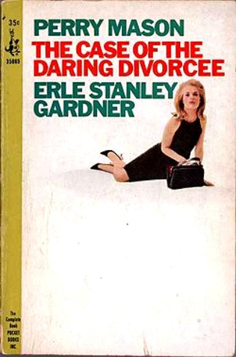 74: The Case of the Daring Divorcee (1964)
