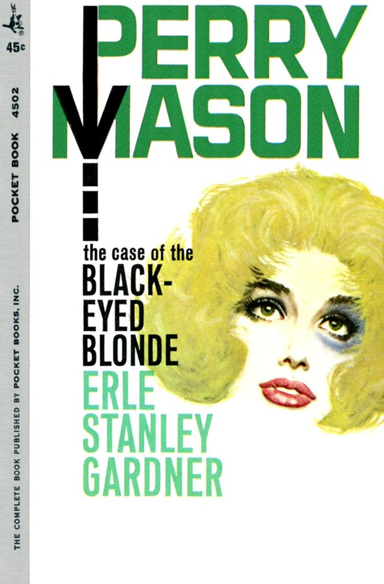 25: The Case of the Black-Eyed Blonde (1944)