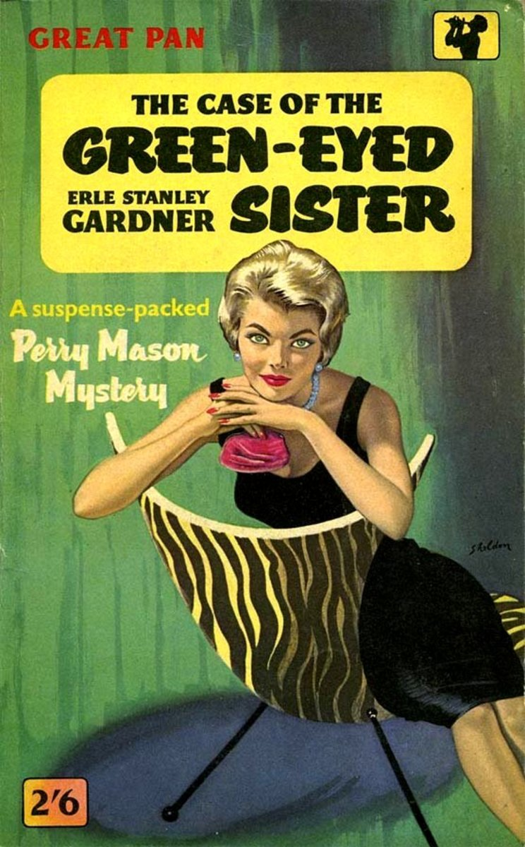 42: The Case of the Green-Eyed Sister (1953)