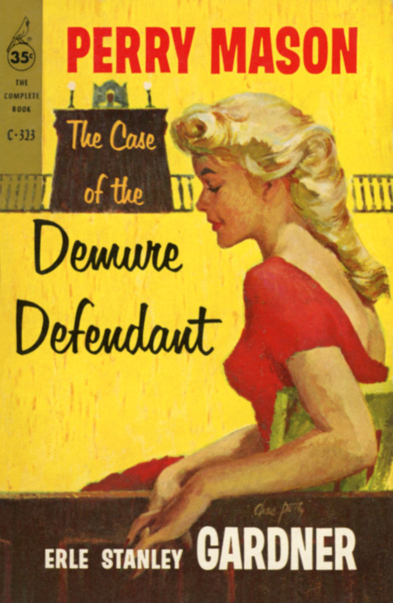 51: The Case of the Demure Defendant (1956)