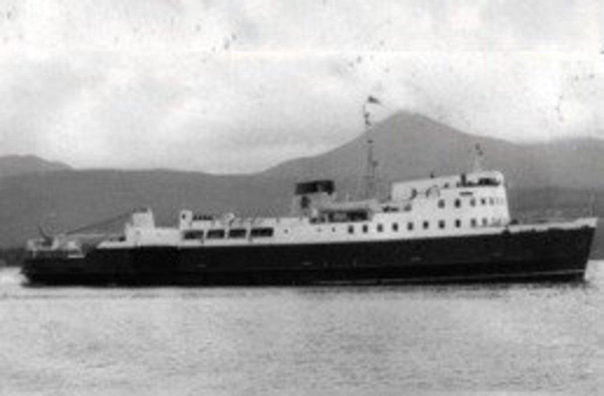Glen Sannox - built 1925