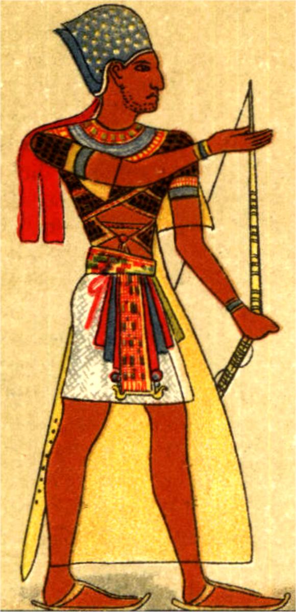 Egyptian clothing for Pharaohs