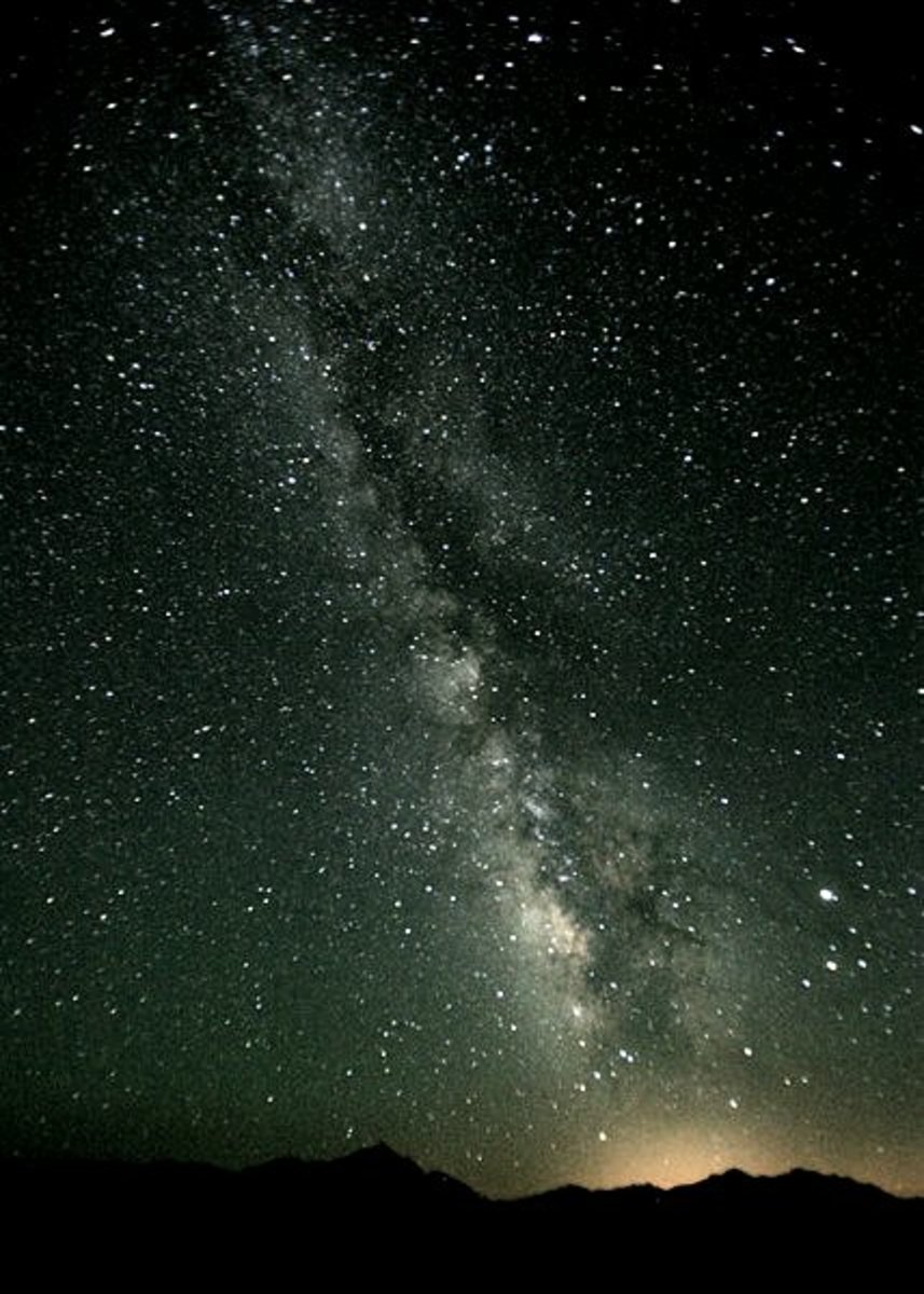 The Milky Way - a source of wonder to the people of the ancient world