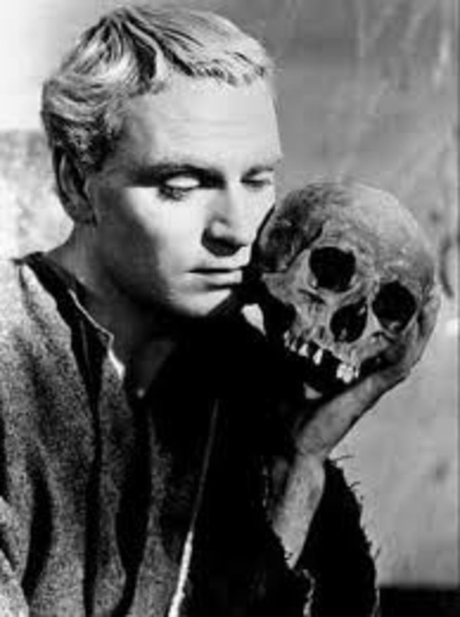 Thesis about death in hamlet