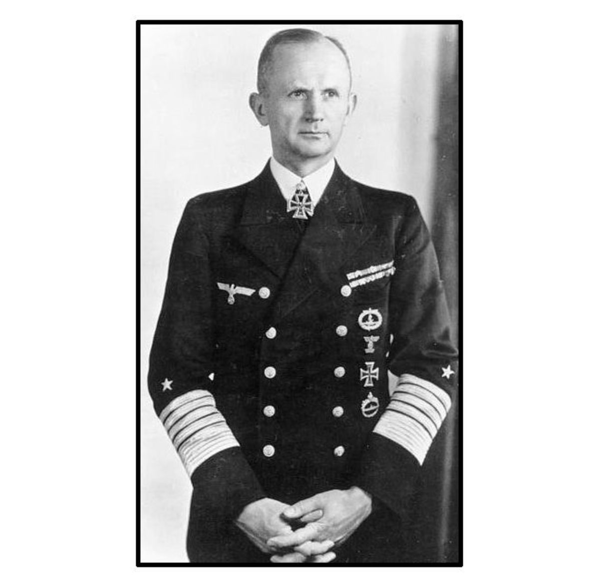 Grand Admiral Karl Donitz (April 6, 1943)