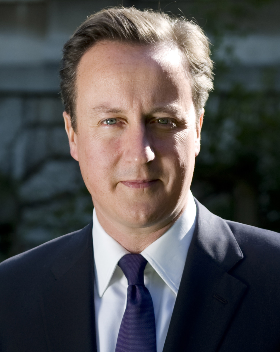 The Prime Minister of the United Kingdom has evolved over time to a very powerful office in British politics. David Cameron is the current prime minister.