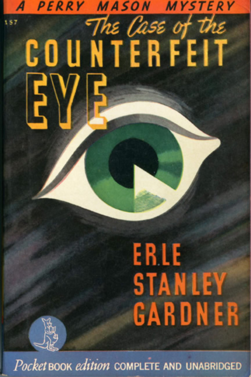 6:The Case of the Counterfeit Eye (1935)