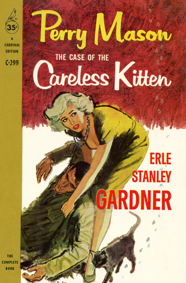 21:The Case of the Careless Kitten (1942)