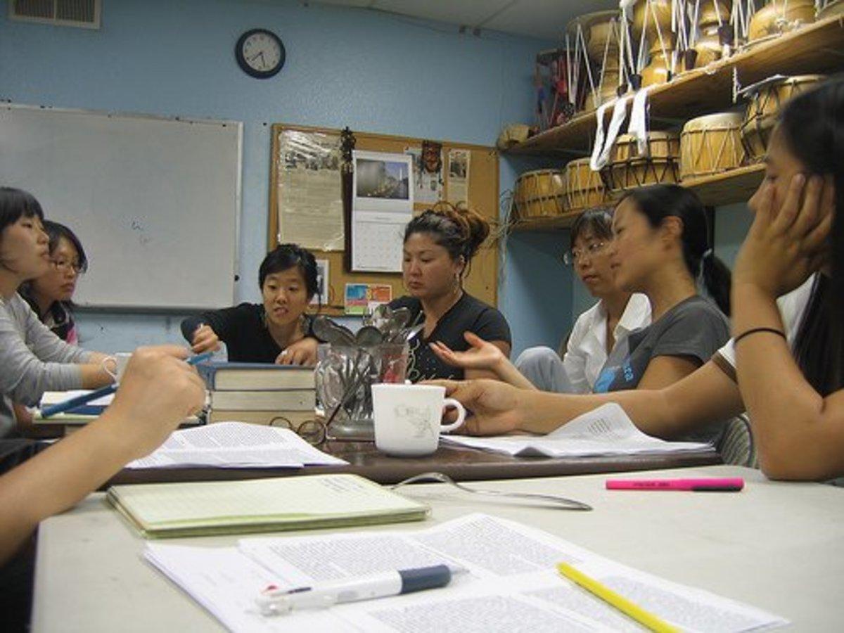 Study session.
